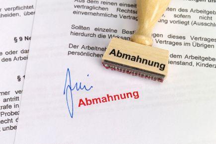 Arbeitgeber Darf Betriebsrat Als Gremium Abmahnen