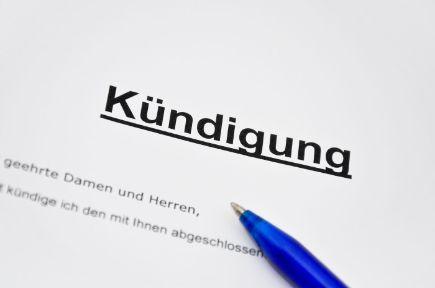 Kündigung Eines Betriebsrats Nach Amtsniederlegung