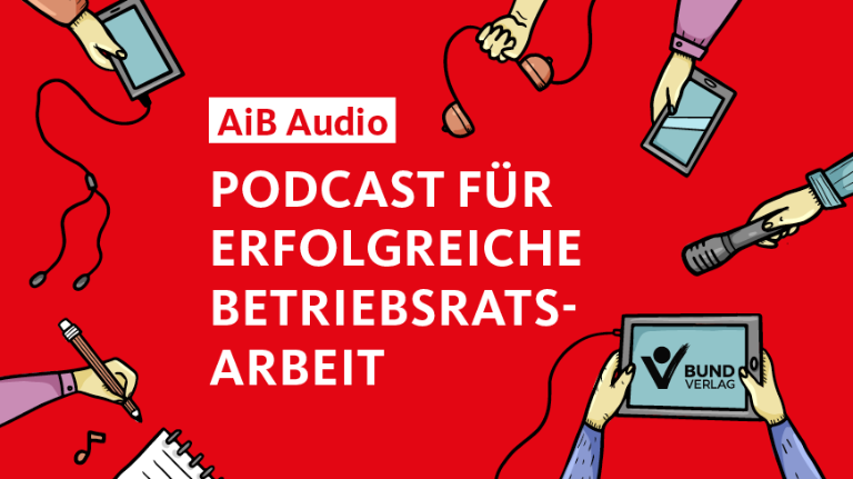 AiB AUdio Podcast Meldungsbild
