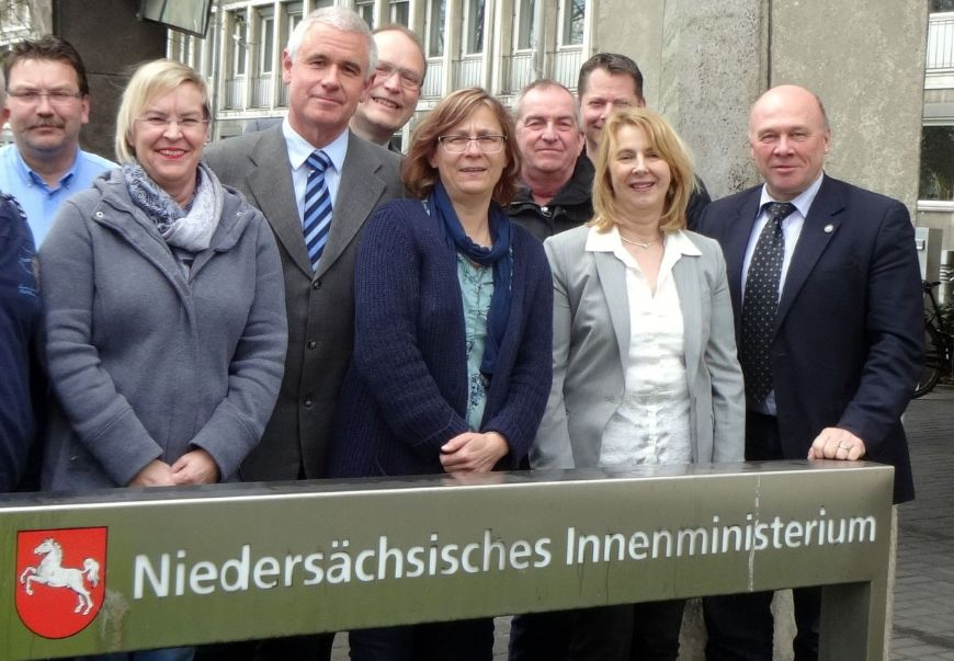 PHPR_Ministerium Inneres und Sport Hannover