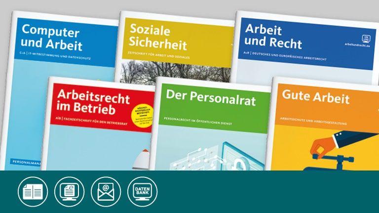 Bund Verlag Lösungen Für Betriebsräte Und Personalräte